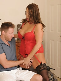 Stacie Starr & Levi Cash in Seduced by a cougar