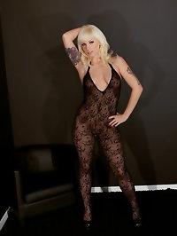 Lynn Sheer Body Suit