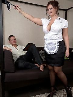 Maid XXX Pics